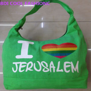 New Design Hot Selling Canvas Bag (Hcb-1412)