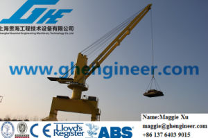50t Movable Port Jetty Container Crane pictures & photos
