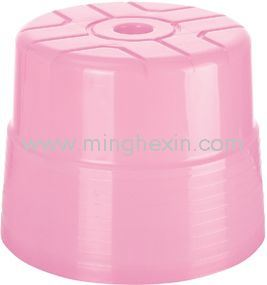 Pink Plastic Children Stool with ISO SGS