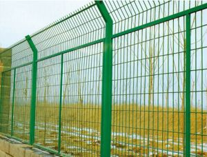 PVC Coated Steel Wire Mesh Fencing/ Netting