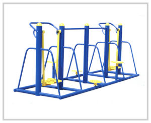 Rambler and Waist-Turner Outdoor Fitness Equipment (JML-16) pictures & photos