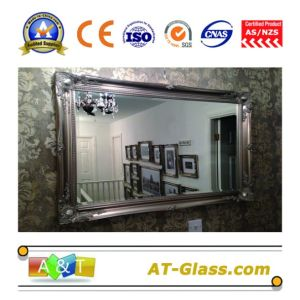 1.8-8mm Silver Mirror/Glass Mirror Used for Decorative Mirror/Bath Mirror/Dressing Mirror pictures & photos