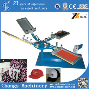 Baseball Cap Printing Machine for Sale pictures & photos