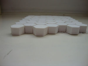 Alumina Ceramic Mats for Lining and Wear Protection pictures & photos