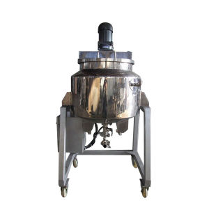 Pot Of Washing Liquid-Covered Stirring (YX)