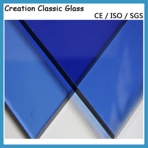 2-16mm Dark Blue Color Float Glass for Decorative Glass/Building Glass pictures & photos