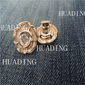 New Fashion Design Diamond Jeans Shank Button for Garment (HD1113-15) pictures & photos