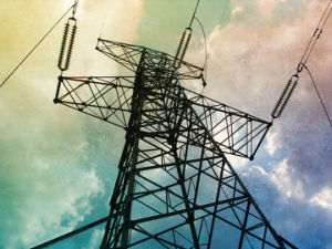 Power Plant / Angle Steel Tower / Transmission Tower / Mild Steel / Galvanized Steel (STC-T030)