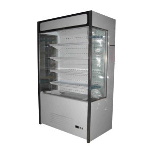 Slimline Open Front Chiller pictures & photos