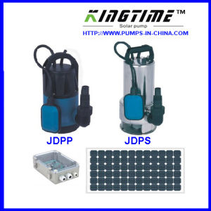 Solar Powered Submersible Water Pump (JDP) pictures & photos