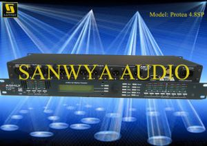 Ashly Digital 4 in and 8 Output Speaker Processor, DSP Audio Processor (Protea 4.8SP) pictures & photos