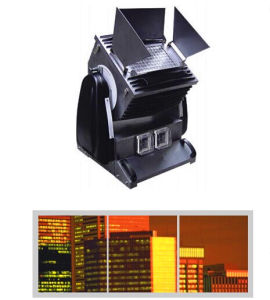 2kw 3kw Color Wall Washer The Light of City pictures & photos
