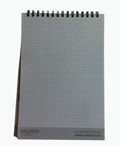 Simple Design Spiral Notebook with Format Printing (YY-N0106) pictures & photos