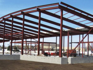 Stainless Steel Roofing Steel Building with Office pictures & photos