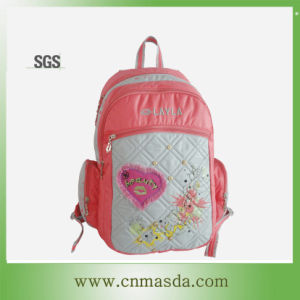 Garment Fabric Leisure Student Backpack (WS13A145)