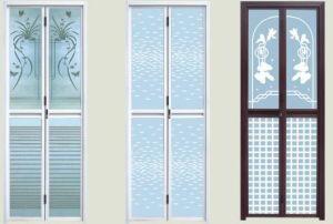UPVC Fold Door (pH-8860) pictures & photos