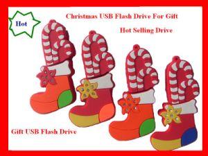 Christmas Gift USB Flash Memory Drive/Pendrive