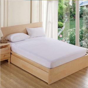 Queen Premium Hypoallergenic Waterproof Bamboo Terry Mattress Protector pictures & photos