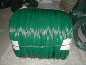 PVC Coated Iron Barbed Wire pictures & photos