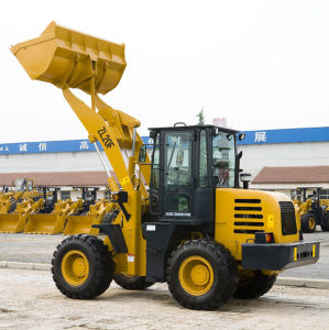 2 Ton /1.2m3/55kw Wheel Loader, Loaders (ZL20F) pictures & photos