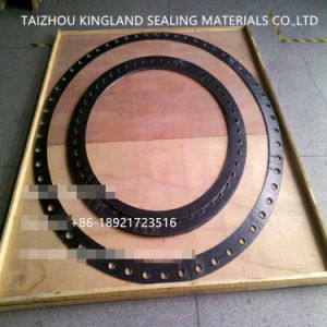 (KLG431) Reinforced Graphite Gasket pictures & photos