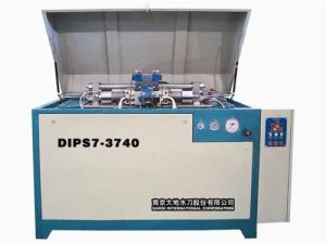 Steel Cutting Machine/Water Jet Cutting System (DIPS7-3740) pictures & photos
