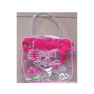 Gift PVC Zip Bag