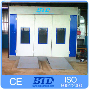 High Quality Spray Paint Booth for Sales pictures & photos