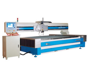 Bridge CNC Water Jet Rubber Cutting Machine (Water Jet) pictures & photos
