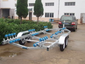 Boat Trailer for Boat Length 3.3m, 4.8m, 5.5m, 6m, 7m, 8.5m. pictures & photos