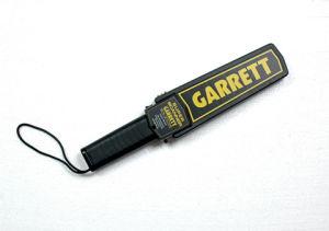 Super Hand Held Metal Detector Garrett Superscanner
