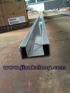 Stainless Steel U-Channel, Building Material