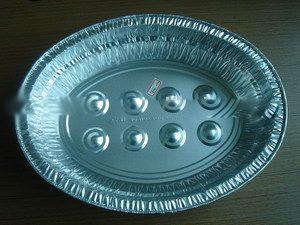 FDA Certificates Aluminium Foil Plate pictures & photos