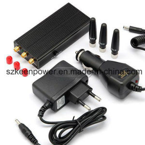 Cheaper and Popular Portable GPS Mobile Phone Signal Shield Signal Blocker Signal Jammer pictures & photos
