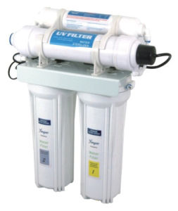 UV 3stage Water Filter (RY-UV-3) pictures & photos
