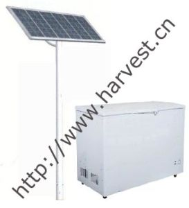 100% Solar Powered 12V 24V Chest Freezer pictures & photos
