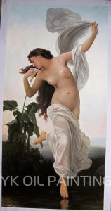 100712 Reproduction Oil Painting William Bouguereau