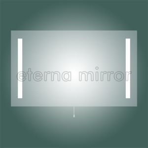 Landscape Backlit Mirror T5 2x13W 1000x600mm
