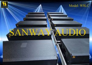 Line Array Speakers Concert/ Church W8LC pictures & photos