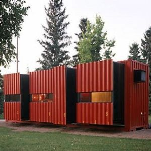 Container House for Chicago (CH-015) pictures & photos