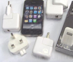 USB Charger UK Plug for 3G