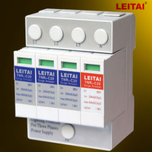 SPD (Surge Protective Device) (TNR2-C20/4(white))