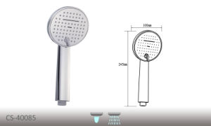 CS-40085 2-Function Hand-Held Shower, Waterfall Shower pictures & photos