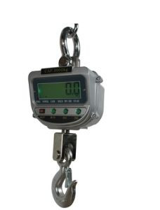 Digital Crane Scales Rotated Hook Xz-AAC-Lux 5000kg pictures & photos