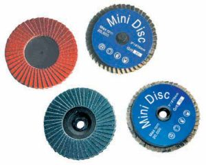 Mini Flap Disc with Zirconia Materials pictures & photos