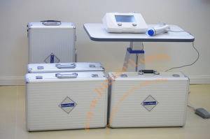 Shock Wave Therapy Physiotherapy Shockwave Equipment for Joint Aches pictures & photos