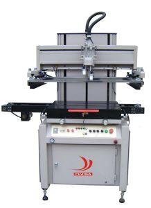 Vertical Semi-Automatic Screen Printing Machine of High Precision