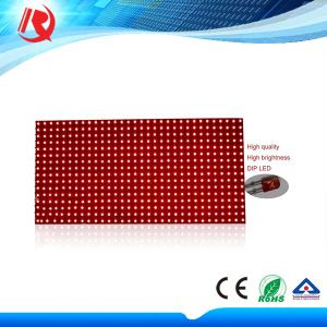 Beauty Red Single Color P10 LED Display Screen pictures & photos