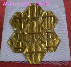 New Crystal Glass Tile (JD-ZL-066) pictures & photos