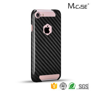American Hot Optional Design Carbon Fiber Cover Cell Phone Case for iPhone 7 pictures & photos